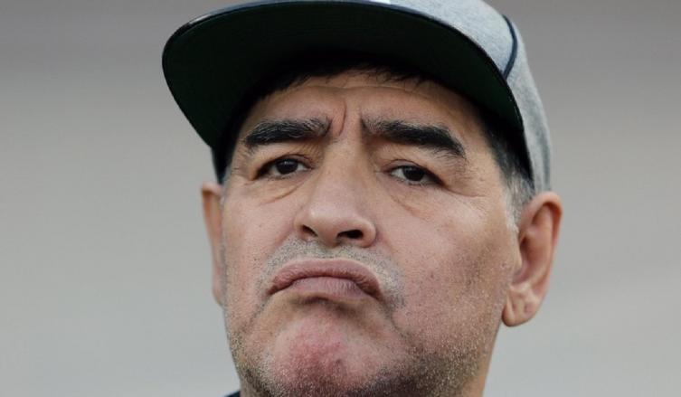Maradona habló del polémico penal que eliminó a Juventus
