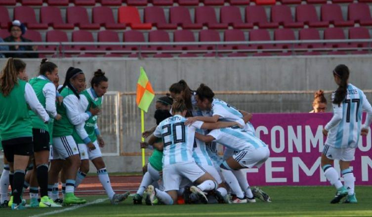 La Roja Femenina clasificó al Mundial de Francia 2019