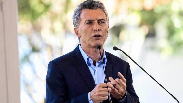 Macri insistió con su pedido de ahorrar energía