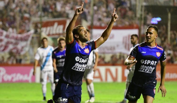 Unión juega por un lugar en la Sudamericana ante Talleres de Córdoba