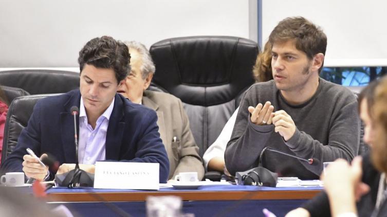 Peña dijo que vetarán el proyecto de tarifas si se aprueba