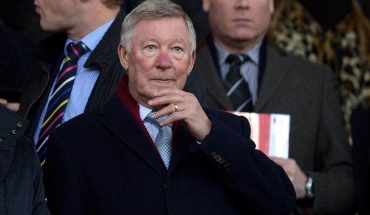 Futbolistas y equipos muestran su apoyo a Alex Ferguson