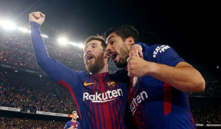 Messi ya acaricia su quinta Bota de Oro con el Barcelona