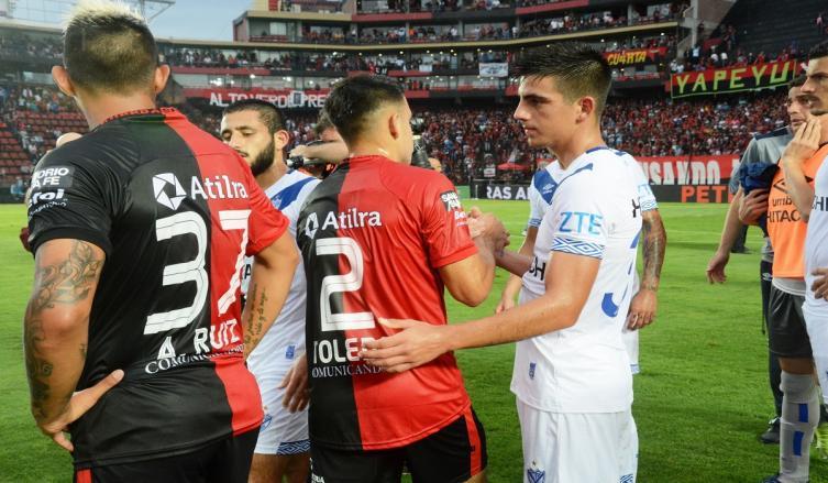 Colón perdió con Vélez y complicó su ilusión copera del 2019