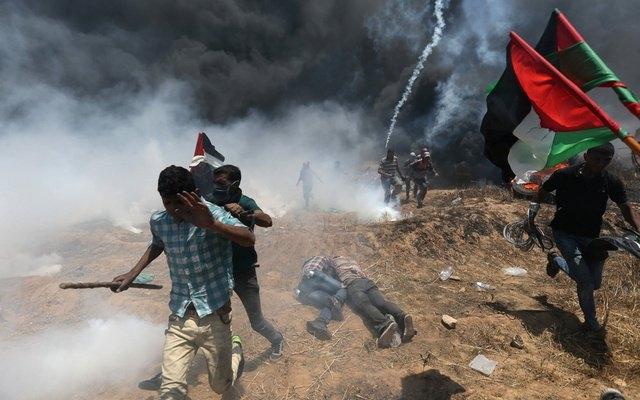 Muere palestino por heridas provocadas durante protestas en Gaza