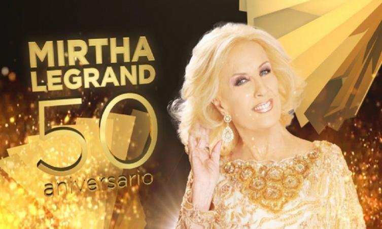 Por primera vez Mirtha Legrand reveló su edad en TV