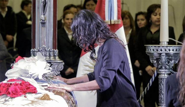 La autopsia reveló que De la Sota falleció al instante