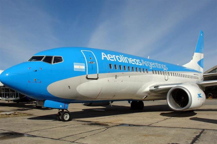 Aerolíneas canceló todos sus vuelos del martes por el paro nacional