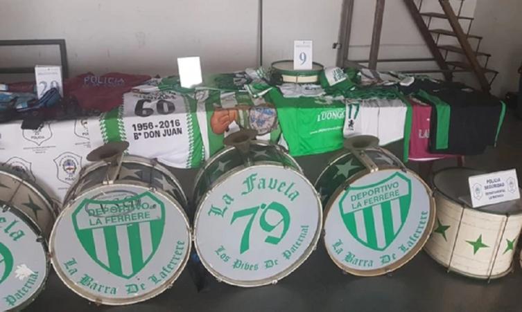 Barras de Atlético Nacional, vinculadas en negocios de droga — Atlético Nacional