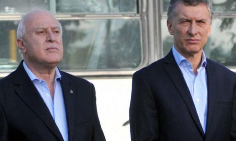 El gobernador de Santa Fe Miguel Lifschitz y el presidente de la nación Mauricio Macri – Uno Santa Fe