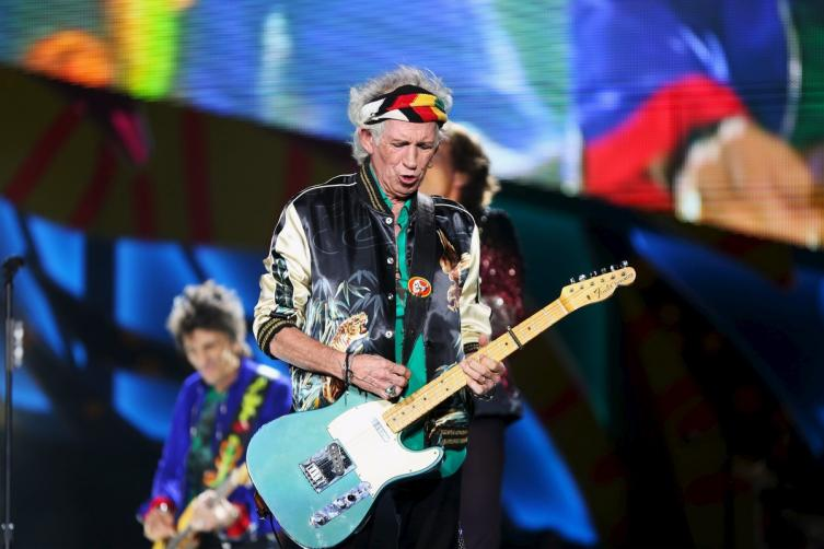 Keith Richards reveló que dejó el alcohol:
