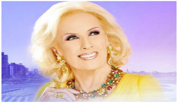 Mirtha Legrand - TELEVISION