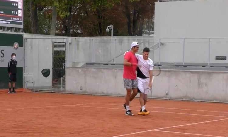 Roland Garros: victorias para Coria, Schwartzman, González ...