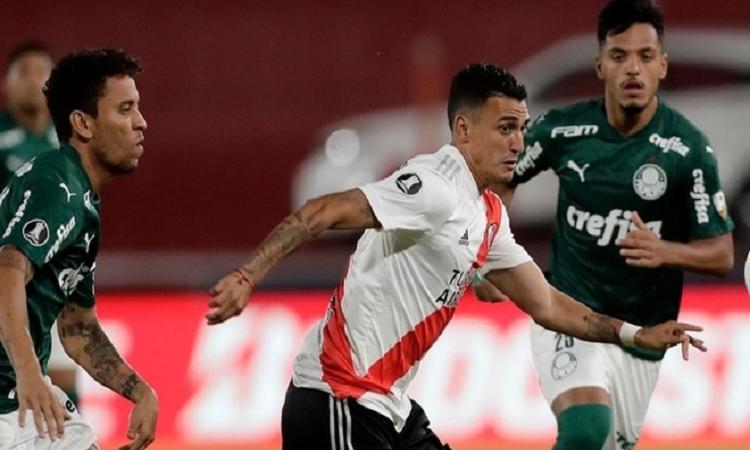 Libertadores River Plate Vs Palmeiras C U00f3mo Cu U00e1ndo Y